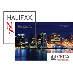 CKCA Regional Event, Halifax, Nova Scotia, June 13-14