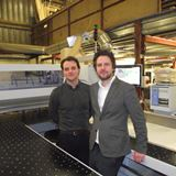 Langstaff Ellis High End interior design & furniture automated manufacturing process