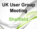 User Group Meeting 2015 | Sheffield