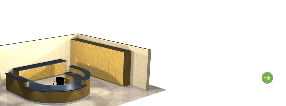 Cabinet Vision for Commercial Millwork