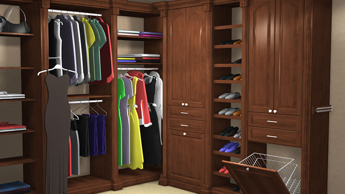 Charmant Our Easy Set Up Wizard Allows You To Configure Your Construction Methods To  Match How YOU Build Your Closets.